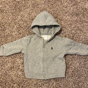 12m polo jacket